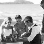 Beach Wedding, Palm Cove, Cairns Civil Marriage Celebrant, Melanie Serafin