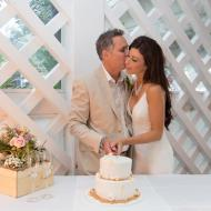 Kimberly and James, Alamanda Chapel, Palm Cove, Cairns Marriage Celebrant, Melanie Serafin
