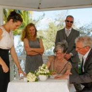 David and Jenny, December 2013, Palm Cove, Cairns Civil Marriage Celebrant, Melanie Serafin