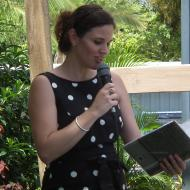 Fur Baby Naming Day, February 2012, Cairns Marriage Celebrant Melanie Serafin