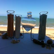 Sand Ceremony, Cairns Civil Marriage Celebrant, Melanie Serafin