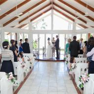 Angsana Chapel Wedding, 2012, Cairns Marriage Celebrant Melanie Serafin