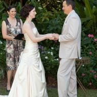 Jamie and Luke, August Wedding at Whitfield House, 2013, Cairns Civil Marriage Celebrant, Melanie Serafin