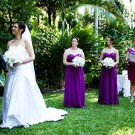 Kate and Tyson, June 2012, Cairns Marriage Celebrant Melanie Serafin