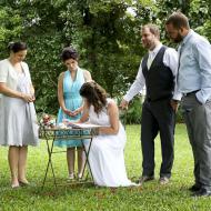 Leora and Josh, Fig Tree, Sugarworld, Cairns Marriage Celebrant, Melanie Serafin